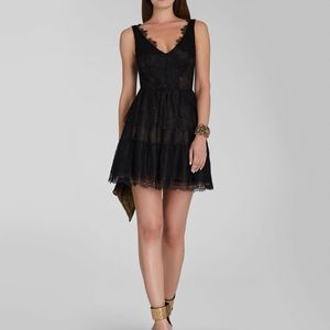 BCBG lace dress